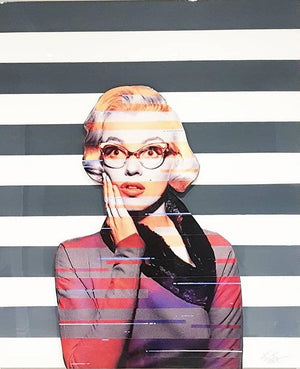 MARILYN: DISTORTED COLLECTION By FANTART