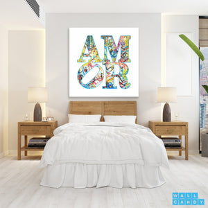 """ AMOR "" NEW EDITION By WALLCANDY"