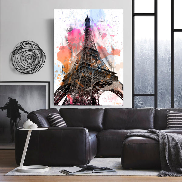 THE EIFFEL EFFECT I By David Ifrah