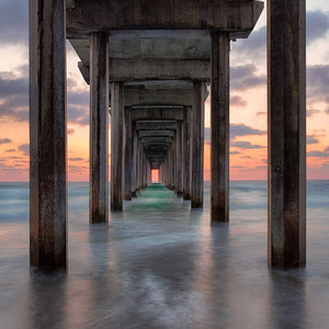 Pier Bridge -Florida - USA