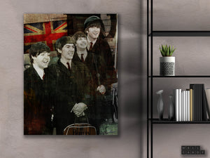BEATLES VERS.2 By Gino Oliveri