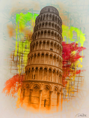 PISA POP II By David Ifrah