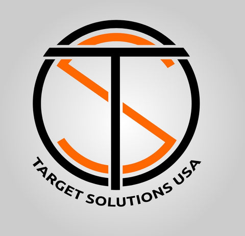 Target Solutions USA AR500 steel targets best quality made in Grand Rapids Michigan Veteran Owned