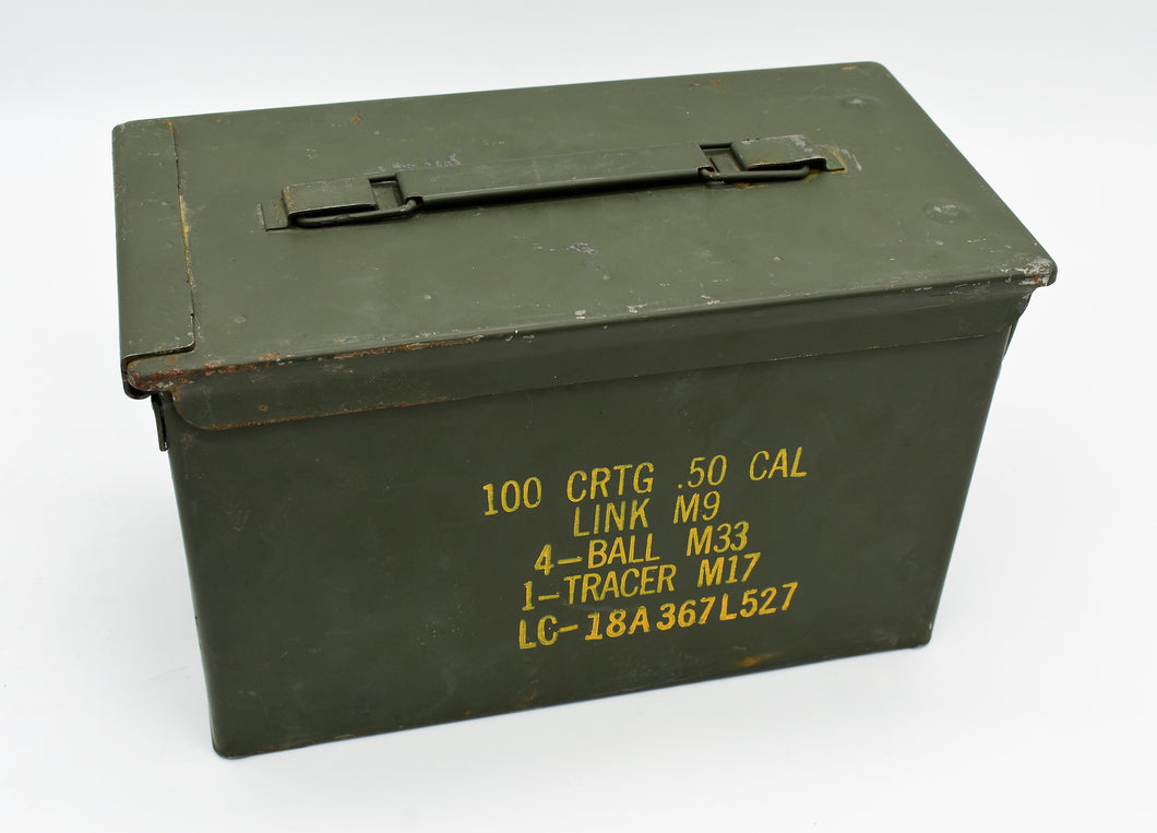 .50 Caliber Ammo Can