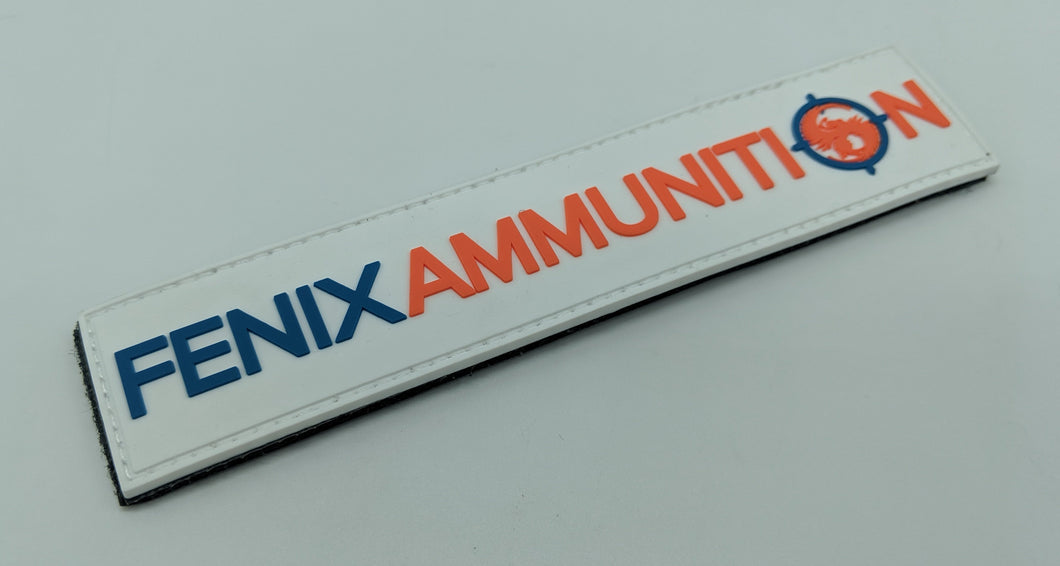 Fenix Ammo morale patch full logo