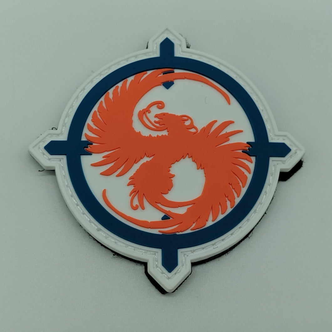 Fenix Ammo morale patch reticle logo