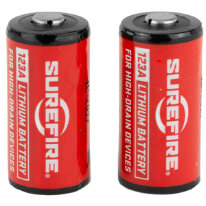 Surefire CR123A Batteries