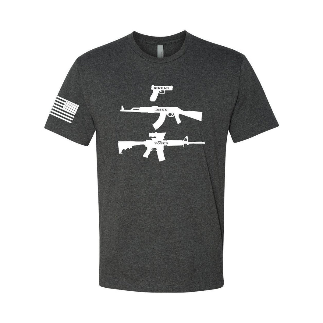 Single Issue Voter (Men's)-Swag-Fenix Ammunition-Small-Fenix Ammunition