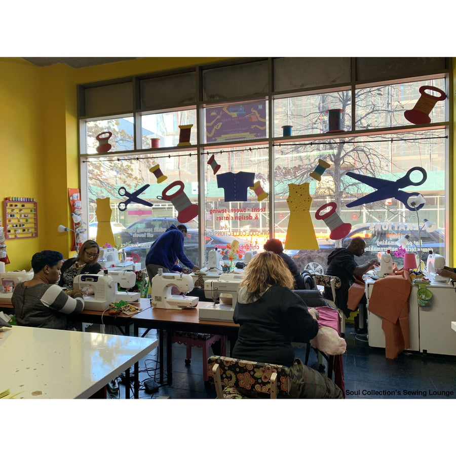 Intermediate Sewing Classes - Sewing Classes