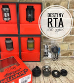 Hellvape Destiny Single Coil Rta
