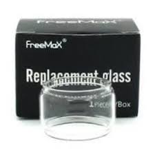 Freemax Fire Luke 2.5ml replacement glass