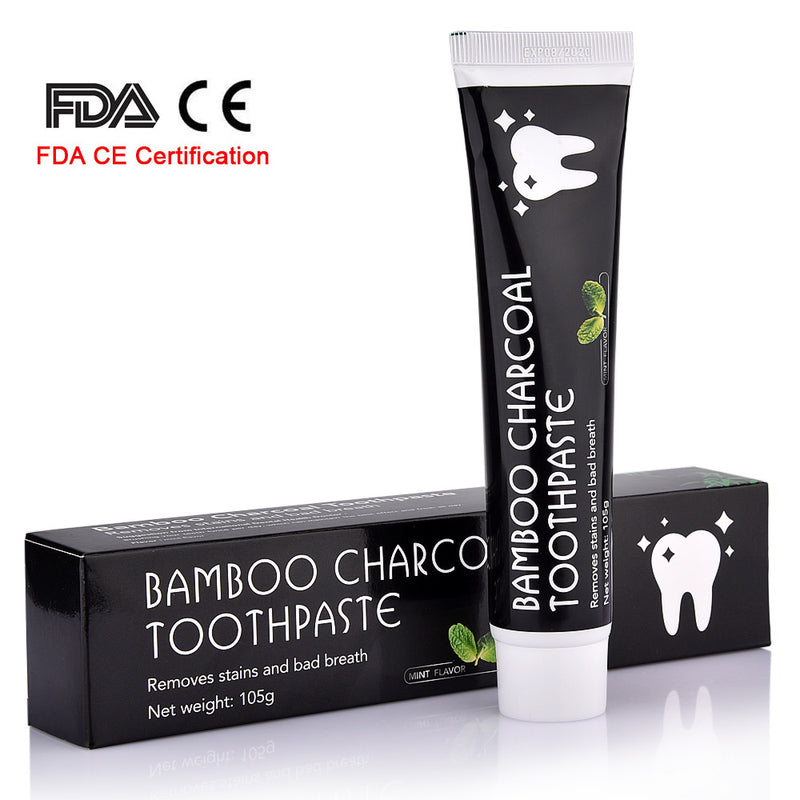 Bamboo Teeth Whitening Toothpaste
