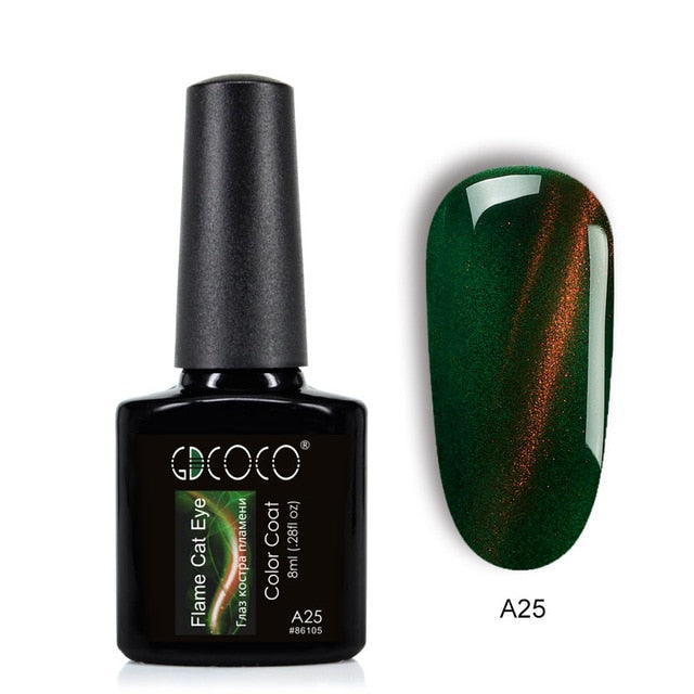 Beyocom 3D Cat Eye Gel Polish