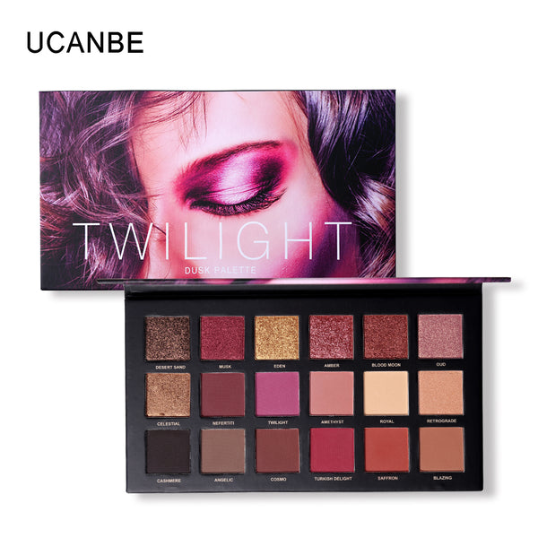 Matte Palette Cosmetic Kit