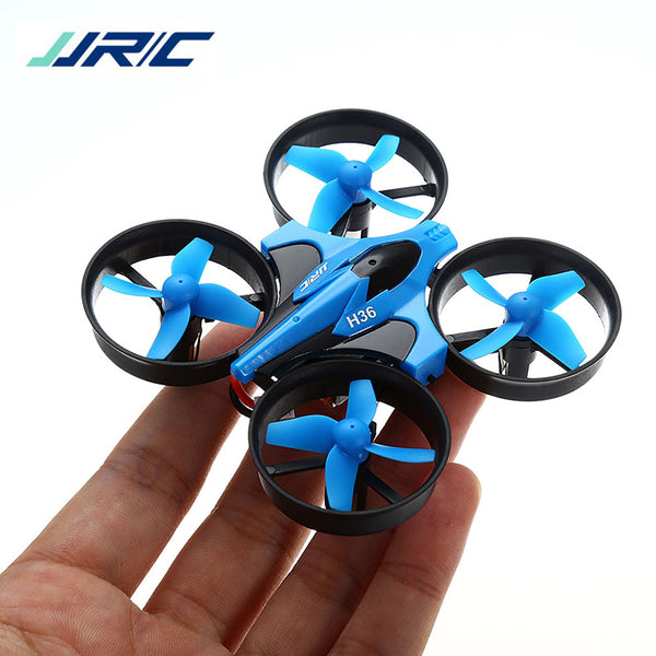 Dron Original JJRC H36 Mini Drone RC Helicopter 2.4GHz 4CH 6 Axis Gyro RC Quadcopter with Headless One Key Return Mini Dron