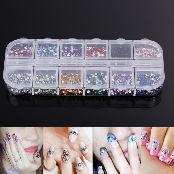 Nail Art Glitter Decoration