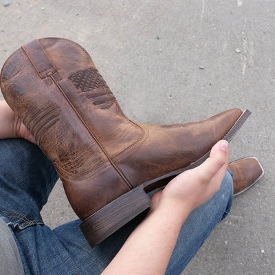 ariat usa boots