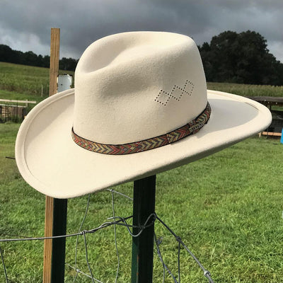stetson crushable conifer silverbelly