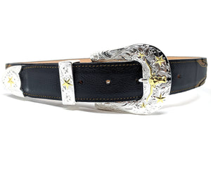 Arango Cowboy Belt Black