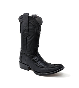 Alligator Boots Caiman Boots