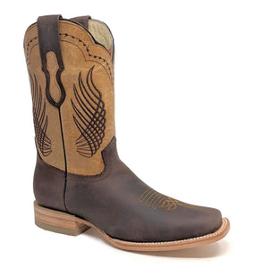 Arango Women's Crazy Grasso Chocolate