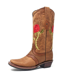 Bota Rodeo Para Mujer Arena Queen Tombstone