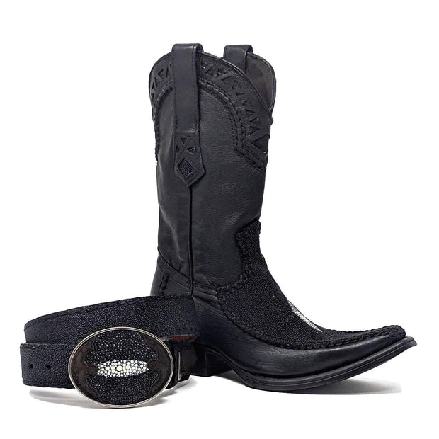 mens stingray boots