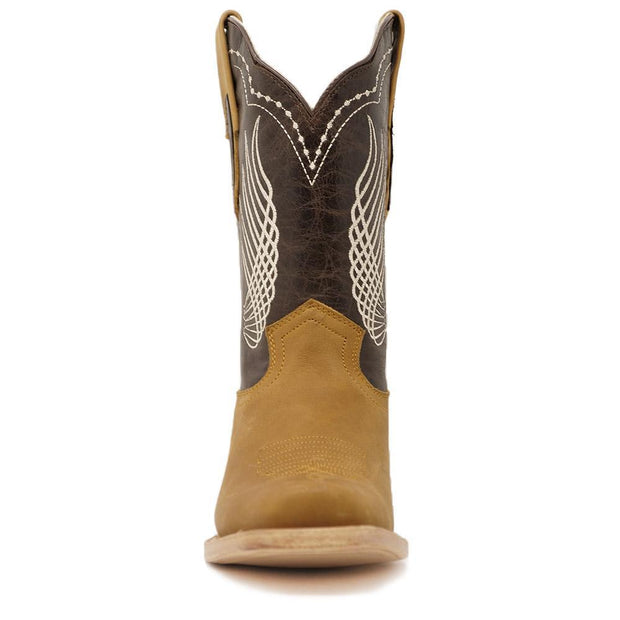 square toe cowgirl boots