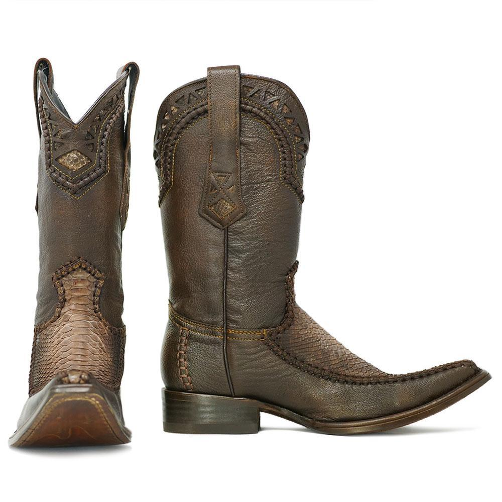 92be77b9637 Cuadra Boots | Exotic Python Boots