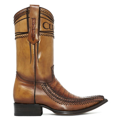 alligator cuadra boots