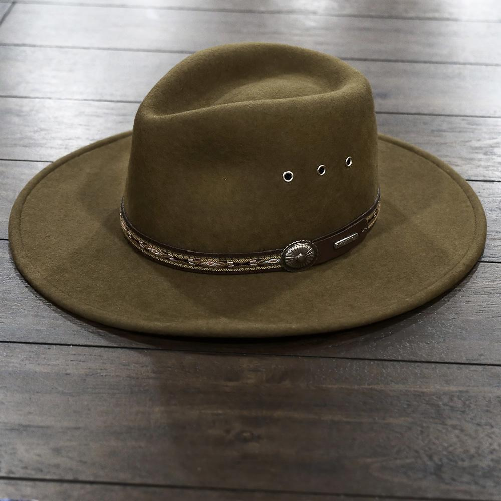 outback hats outdoor stetson crushable