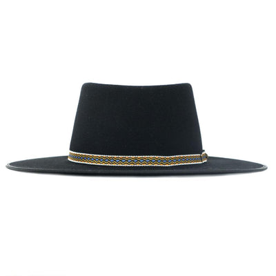 stetson yancy black outdoor hat