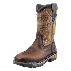 Bota Cebu de Trabajo TRC1 STL Tan Steel Toe Work Boot