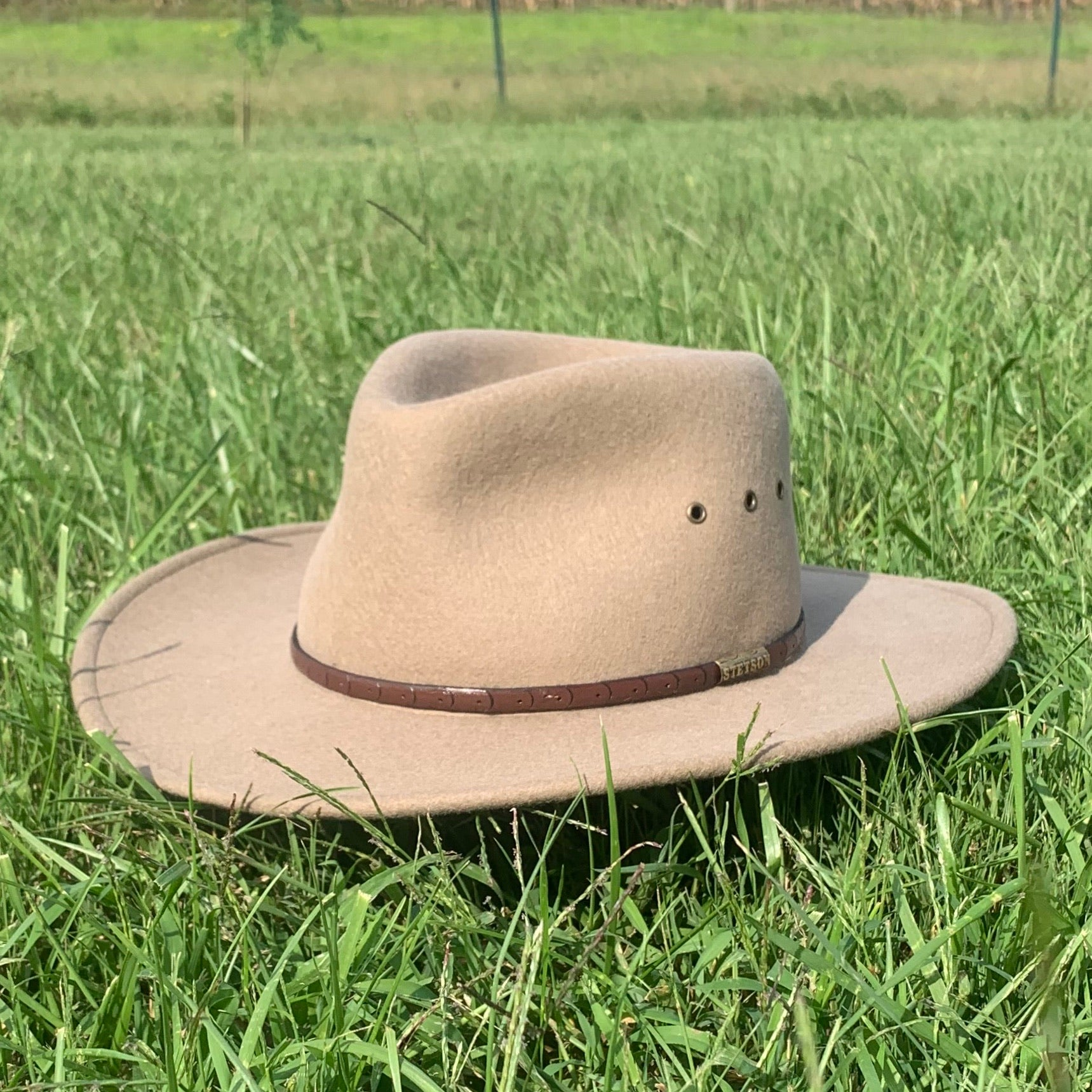 stetson crushable wool hat moab