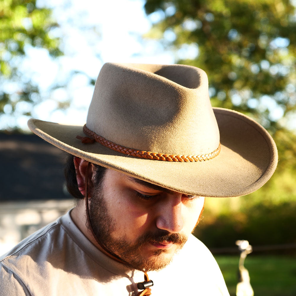 stetson crushable outdoor hat