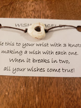 Heart Center Wish Bracelet