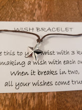 Star (metal) Wish Bracelet