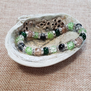 Elegant Earth Bracelet