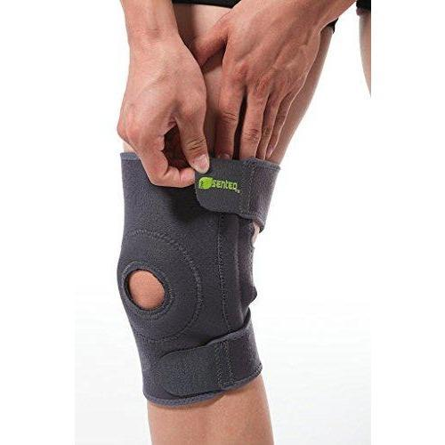 SENTEQ Knee Brace Neoprene, One Size Adjustable ( SQ1 L024)-knee brace-SENTEQ