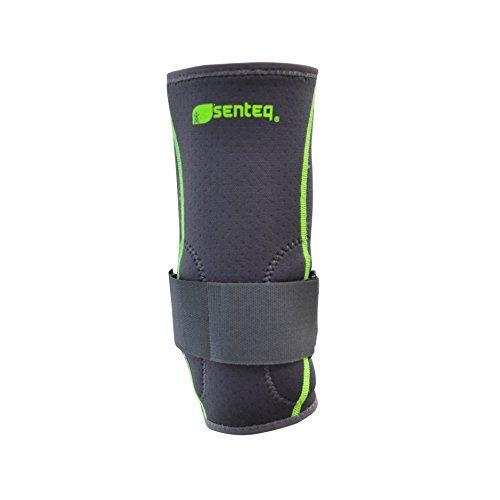 SENTEQ Tennis Elbow Brace with GEL - Medical Grade & FDA Approved (SQ2-N007)-elbow-SENTEQ