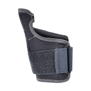 SENTEQ Wrist & Thumb Stabilization Sleeve - One Size Adjustable. Medical Grade & FDA Approved (SQ1 H018)-wrist-SENTEQ