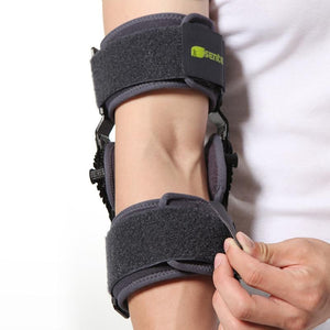 SENTEQ Post-op ROM Elbow Brace. One Size. Medical Grade & FDA Approved. HCPCS L3760 (SQ1-DR003)-SENTEQ