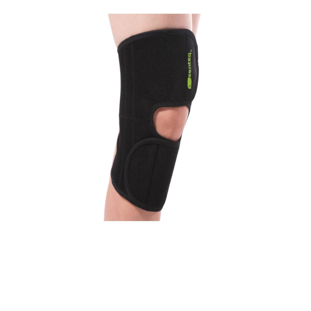 SENTEQ Wraparound Knee Brace with Springs (SQ1-L021)