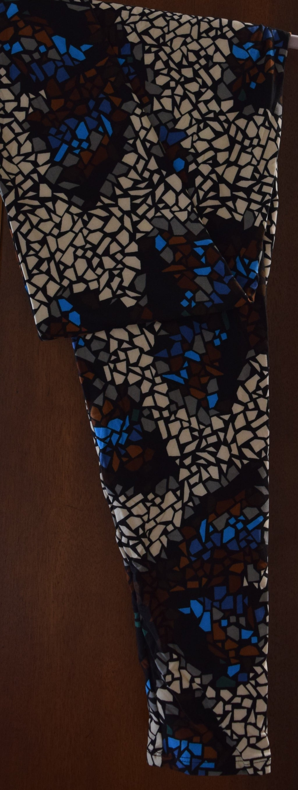 PS  Stained Glass Look leggings