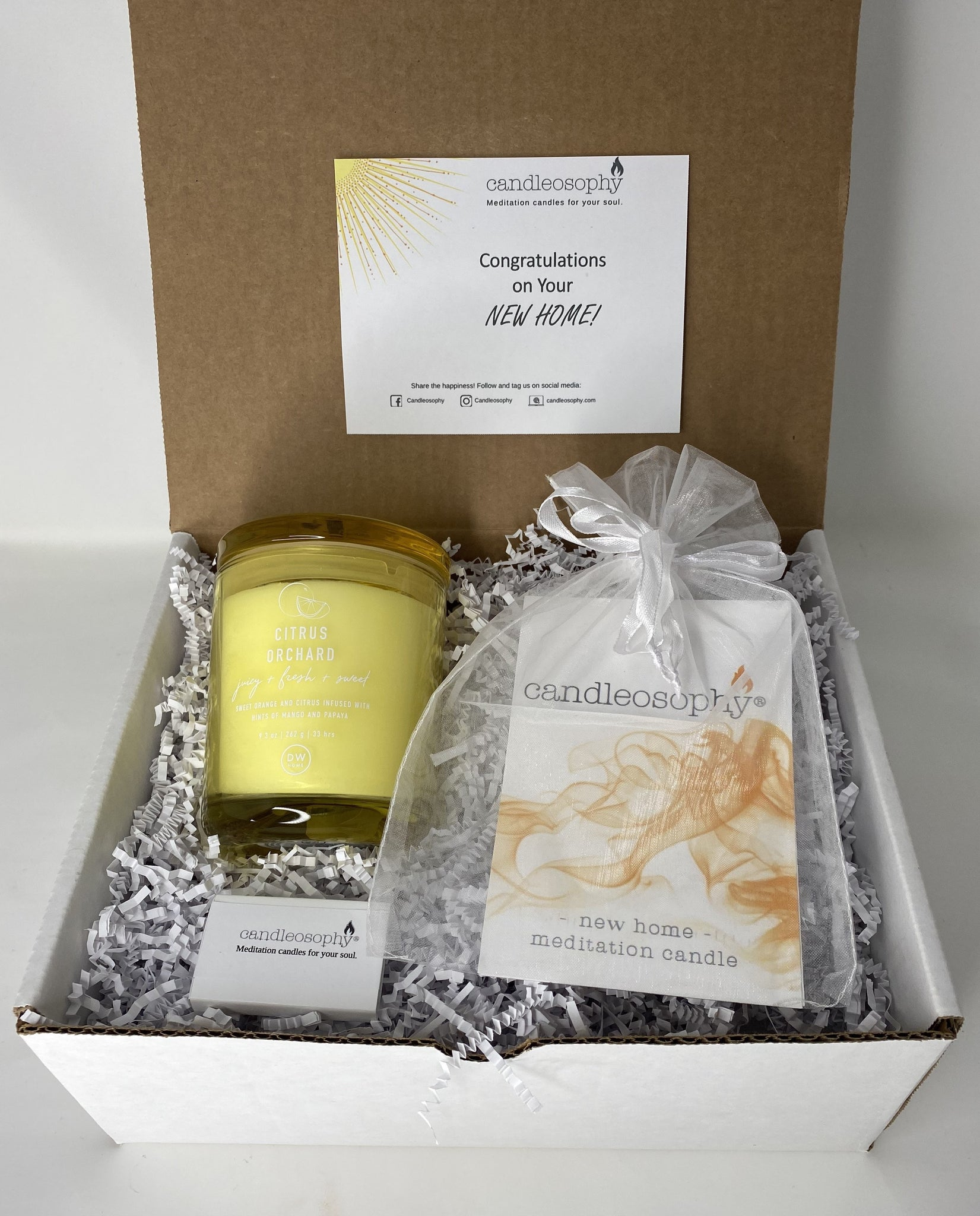 """NEW HOME"" GIFT BOX"