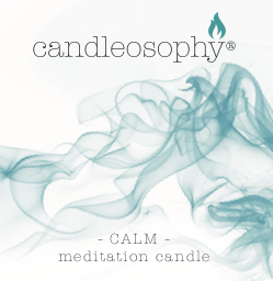 White Linen Meditation Candle
