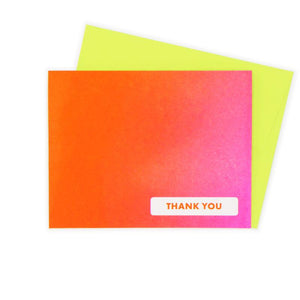 Thank You Card - Next Chapter Studio