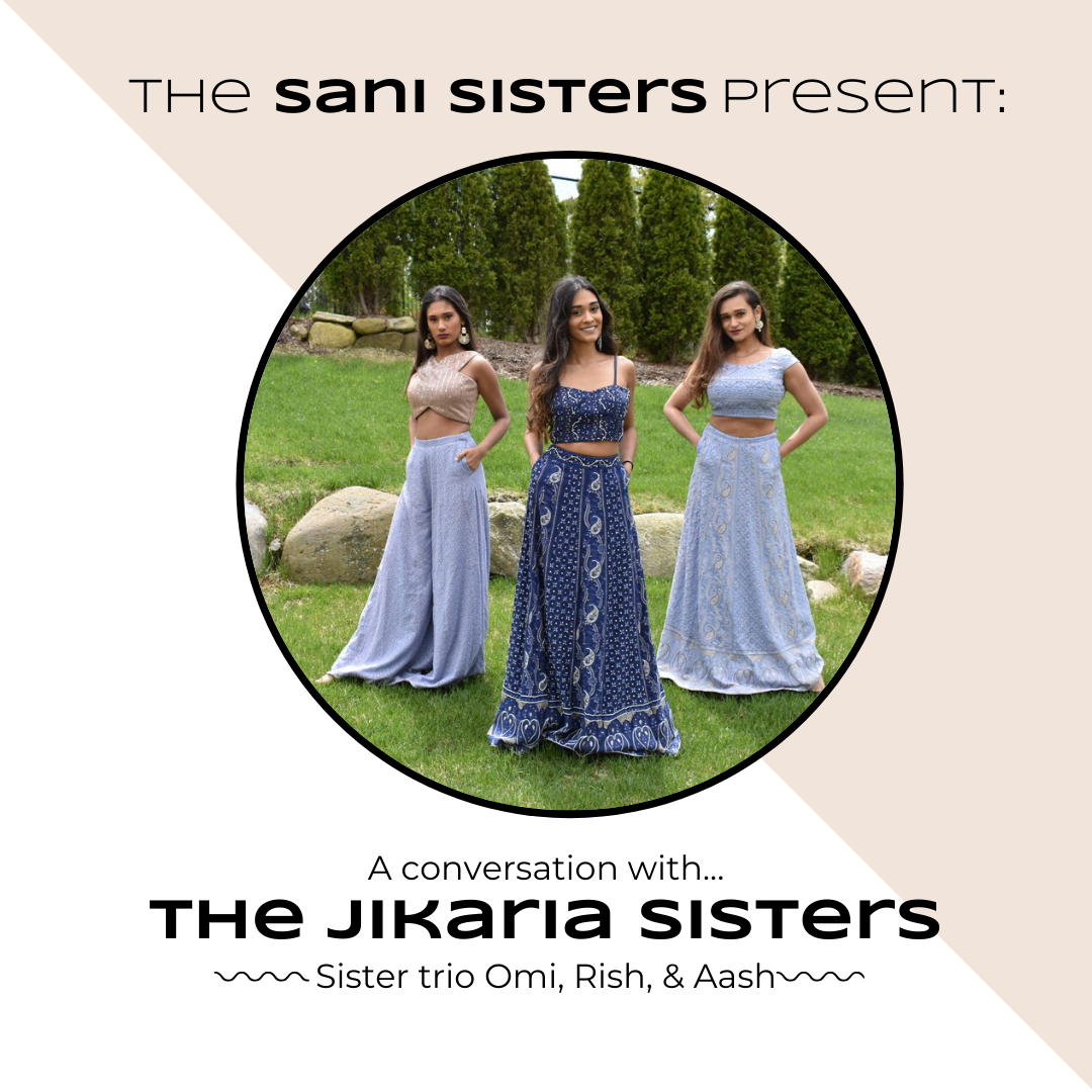 The Sani Sisters Present: A Conversation with the Jikaria Sisters