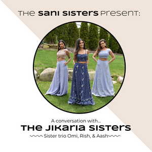 In Conversation with the Jikaria Sisters