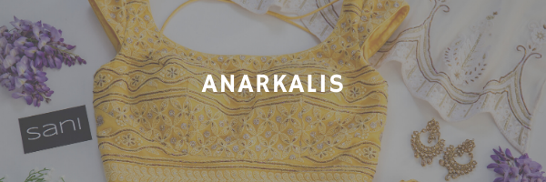 Anarkali options